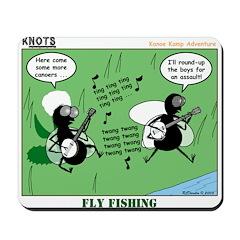 Fly Fishing Mousepad