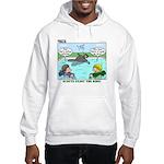 Swimming Hooded Sweatshirt