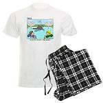 Swimming Men's Light Pajamas