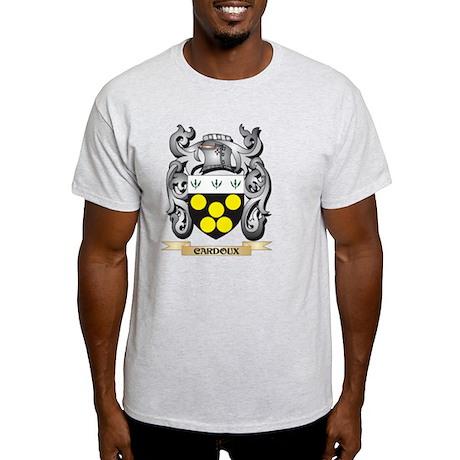 Cardoux Family Crest - Cardoux Coat of Arm T-Shirt