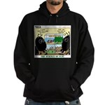 Insect Study Hoodie (dark)