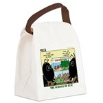 Insect Study Canvas Lunch Bag