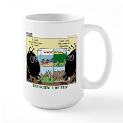 Insect Study Large Mug