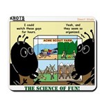 Insect Study Mousepad