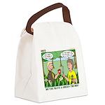 Garden of Eden Canvas Lunch Bag