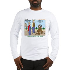 Daniel Boone Long Sleeve T-Shirt
