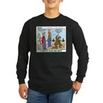 Daniel Boone Long Sleeve Dark T-Shirt