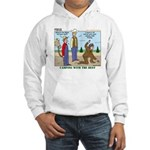 Daniel Boone Hooded Sweatshirt
