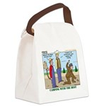 Daniel Boone Canvas Lunch Bag