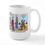 Daniel Boone Large Mug