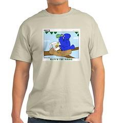 Bird Study T-Shirt
