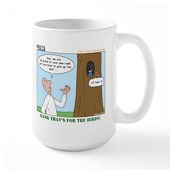 Eagle's Nest Mug