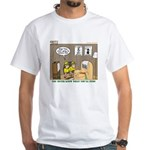 Caving White T-Shirt