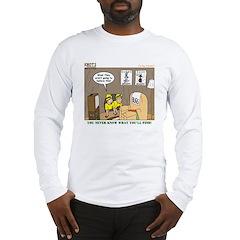 Caving Long Sleeve T-Shirt