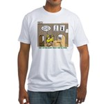 Caving Fitted T-Shirt