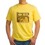 Caving Yellow T-Shirt