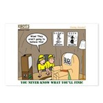 Caving Postcards (Package of 8)
