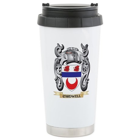 Cardwell Family Crest - Cardwell Coat of Arms Mugs