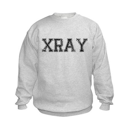 XRAY, Vintage Kids Sweatshirt