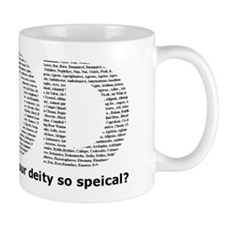 What Makes Your Deity Special Mug