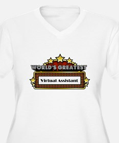 World's Greatest Virtual Assistant T-Shirt