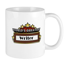 World's Greatest Writer Mug