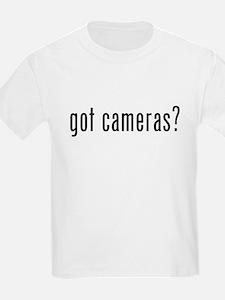 Got Cameras? T-Shirt