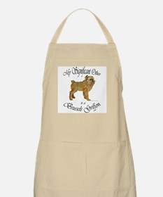 Brussels Significant Other BBQ Apron