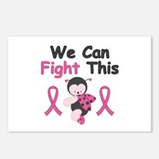 Fight BCA Ladybug Postcards (Package of 8)