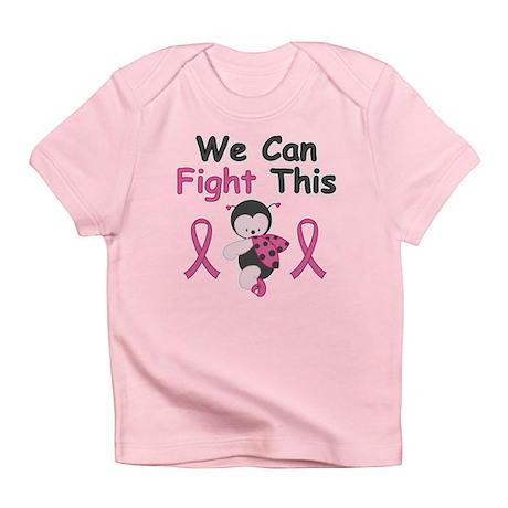 Fight BCA Ladybug Infant T-Shirt