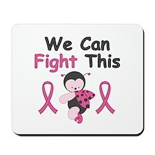 Fight BCA Ladybug Mousepad