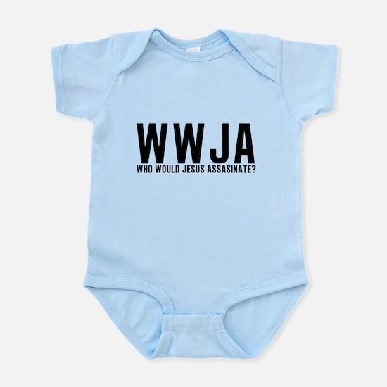 WWJA? Infant Bodysuit