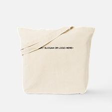 Generic Slogan, Logo Tote Bag