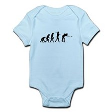 Shoot Pool, Evolution, Infant Bodysuit