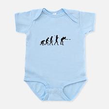 Shoot Pool, Evolution, Infant Bodysuit