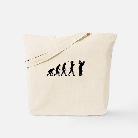 Funny Golf Tote Bag