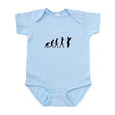 Funny Golf Infant Bodysuit