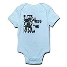 PR Firm, Humor, Infant Bodysuit