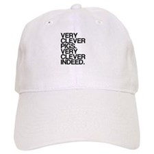 Very Clever Pigs, Very Clever Indeed Baseball Cap