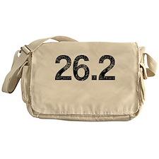 26.2, Vintage, Messenger Bag