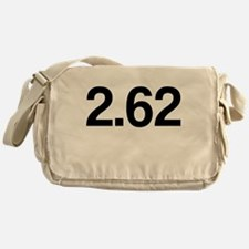 2.62, Marathon Parody, Messenger Bag