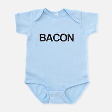 BACON, Vintage, Infant Bodysuit