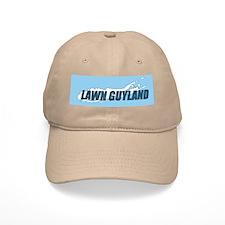 Lawn Guyland - Khaki Baseball Cap