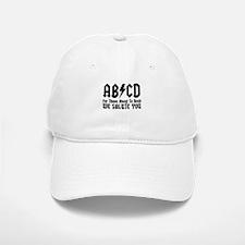 ABCD, We Salute You, Baseball Baseball Cap
