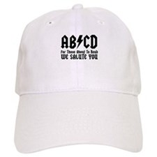 ABCD, We Salute You, Baseball Cap