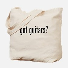 Got Guitars? Tote Bag