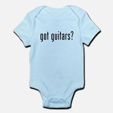 Got Guitars? Infant Bodysuit