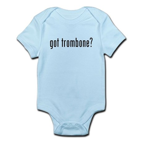 Got Trombone? Infant Bodysuit