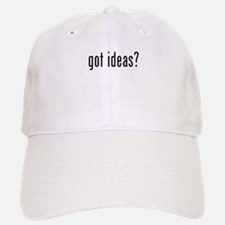 Got Ideas? Baseball Baseball Cap
