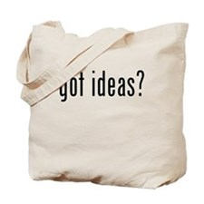 Got Ideas? Tote Bag